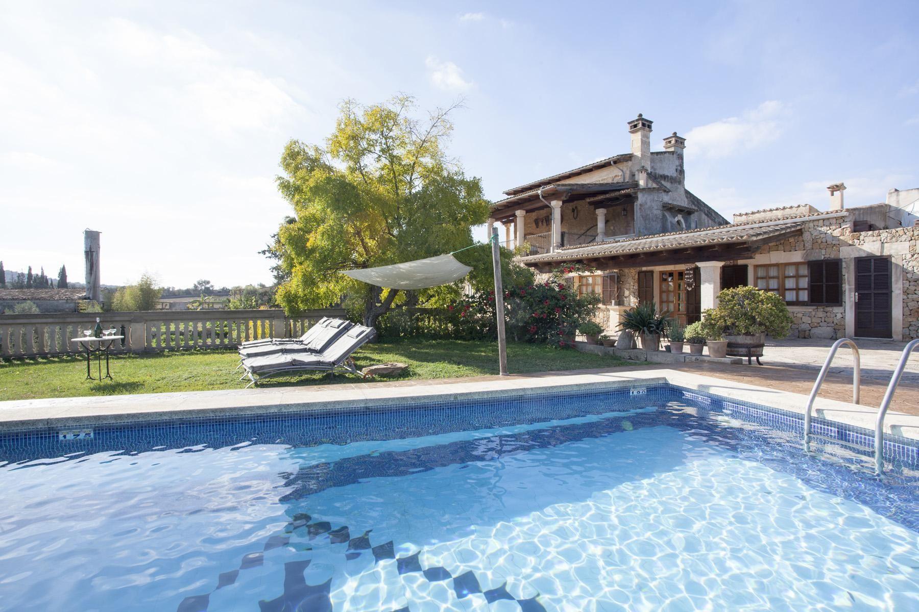 Ferienwohnung für 4 Personen ca. 120 m²  Bauernhof in Spanien