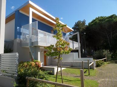 Gemütliches Ferienhaus : Region Adria für 7 Personen