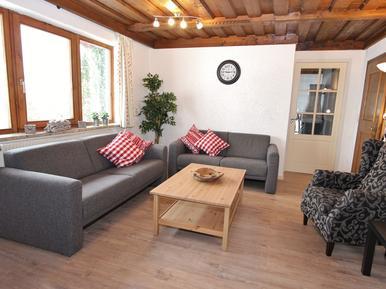 Gemütliches Ferienhaus : Region Salzburger Land für 12 Personen