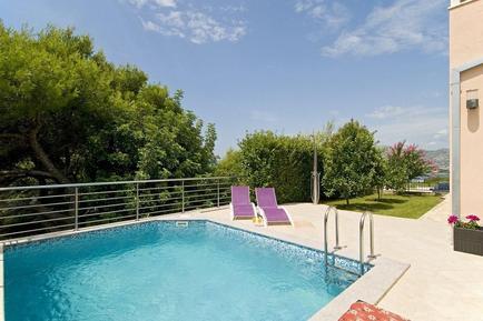 Für 7 Personen: Hübsches Apartment / Ferienwohnung in der Region Ciovo