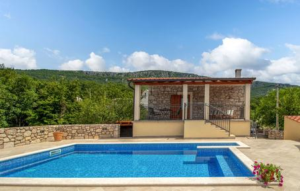 Gemütliches Ferienhaus : Region Primorje-Gorski für 5 Personen
