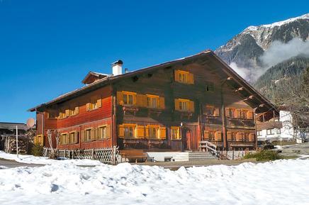 Gemütliches Ferienhaus : Region Vorarlberg für 17 Personen