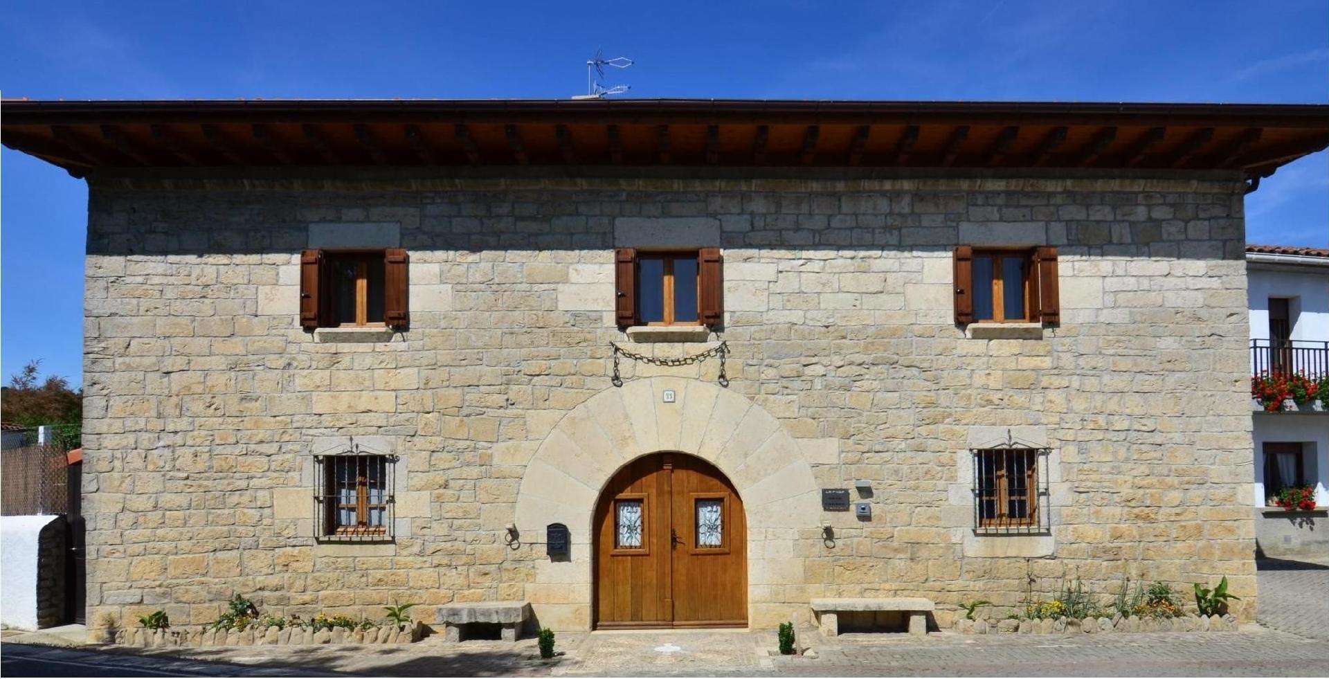 Gästezimmer für 2 Personen ca 20 m² in Asiáin Navarra Pamplona und Umgebung