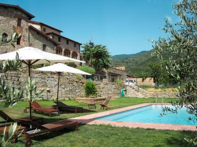 Gemütliches Ferienhaus : Region Pian di Sco' für 4 Personen
