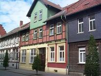 Holiday apartment 898807 for 11 persons in Wernigerode