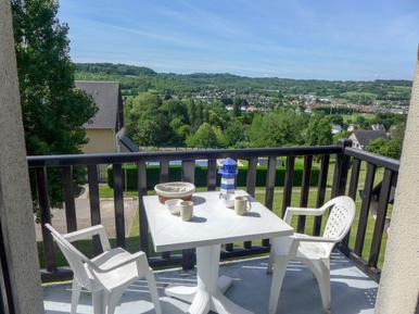 Für 4 Personen: Hübsches Apartment / Ferienwohnung in der Region Houlgate
