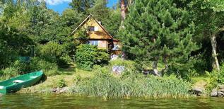 Ferienhaus 901161 für 8 Personen in Frymburk nad Vltavou