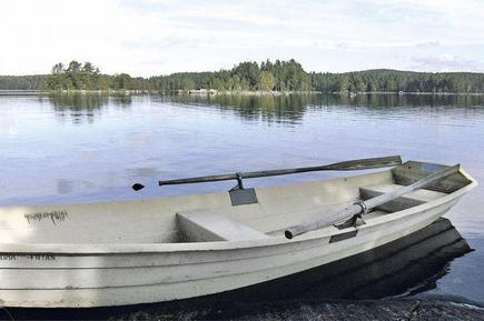 Gemütliches Ferienhaus : Region Mittelschweden für 2 Personen