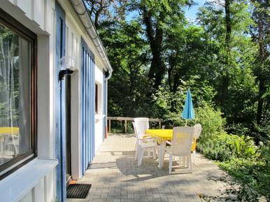 Gemütliches Ferienhaus : Region Brandenburg für 3 Personen