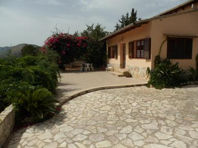 Gemütliches Ferienhaus : Region Sizilien für 7 Personen