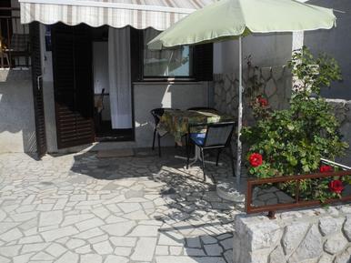 Für 3 Personen: Hübsches Apartment / Ferienwohnung in der Region Primorje-Gorski