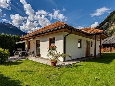 Gemütliches Ferienhaus : Region Längenfeld für 4 Personen