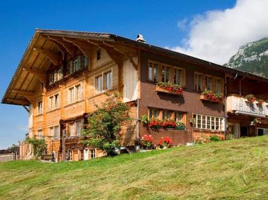Für 11 Personen: Hübsches Apartment / Ferienwohnung in der Region Berner Oberland