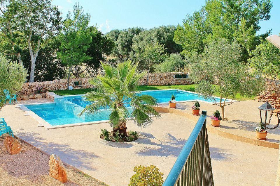Ferienhaus mit Privatpool für 8 Personen ca.  Bauernhof in Spanien