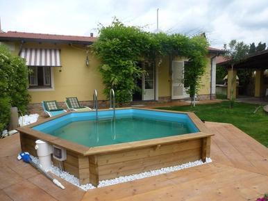 Gemütliches Ferienhaus : Region San Giuliano Terme für 4 Personen