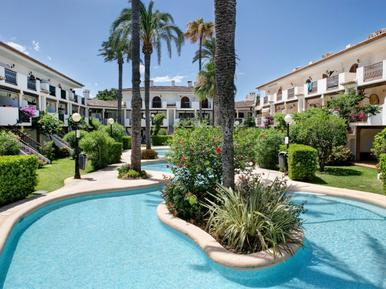 Für 6 Personen: Hübsches Apartment / Ferienwohnung in der Region Costa-Blanca