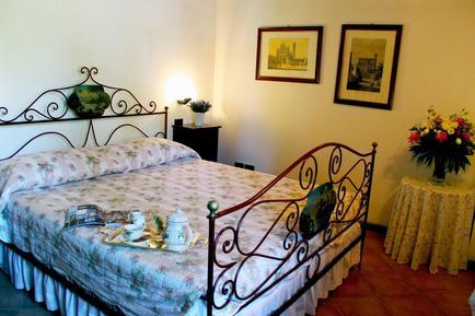 Für 5 Personen: Hübsches Apartment / Ferienwohnung in der Region Siena