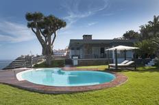Vakantiehuis 914106 voor 4 volwassenen + 3 kinderen in Santa Ursula