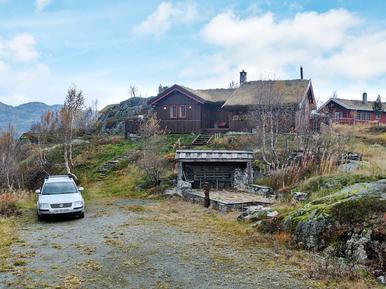 Gemütliches Ferienhaus : Region Telemark für 11 Personen