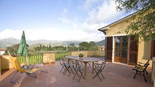 Ferienhaus für 8 Personen in Schiopparello, Elba