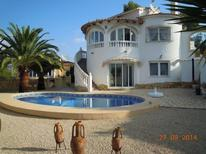 Holiday home 919092 for 6 persons in Moraira