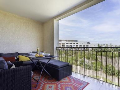 Für 4 Personen: Hübsches Apartment / Ferienwohnung in der Region Saint-Tropez