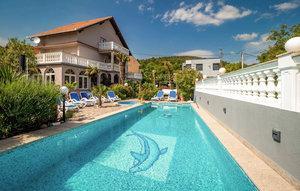 Gemütliches Ferienhaus : Region Kvarner Bucht für 12 Personen
