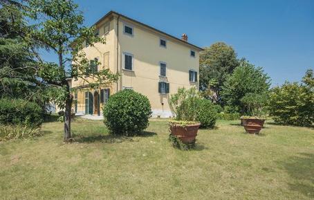 Für 5 Personen: Hübsches Apartment / Ferienwohnung in der Region Quarrata