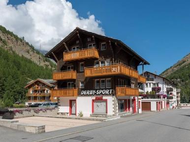 Für 11 Personen: Hübsches Apartment / Ferienwohnung in der Region Wallis