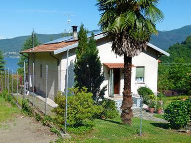 Gemütliches Ferienhaus : Region Lago Maggiore für 8 Personen