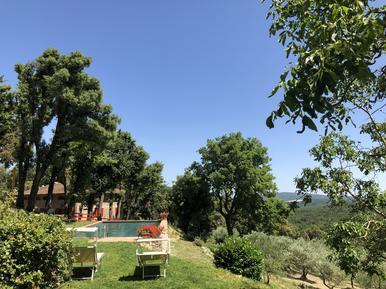 Gemütliches Ferienhaus : Region Gambassi Terme für 24 Personen