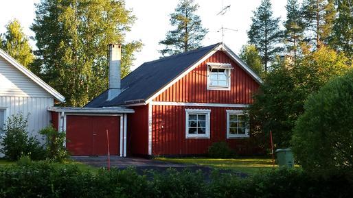 Gemütliches Ferienhaus : Region Nordschweden für 7 Personen