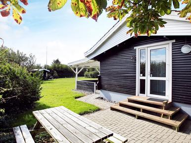 Gemütliches Ferienhaus : Region Limfjord für 6 Personen