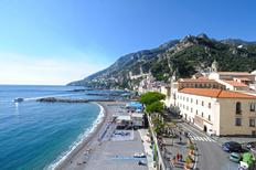 Holiday apartment 928299 for 4 persons in Amalfi