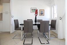 Rekreační byt 928454 pro 5 osob v Baška