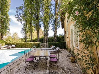 Gemütliches Ferienhaus : Region Aquitanien für 16 Personen