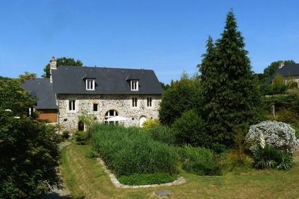Gemütliches Ferienhaus : Region Normandie für 10 Personen