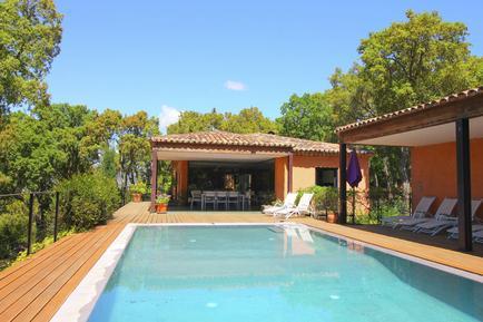 Gemütliches Ferienhaus : Region Cote d'Azur für 13 Personen