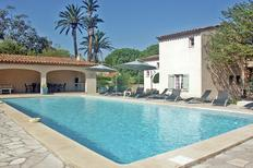 Holiday home 931571 for 9 persons in Saint-Tropez