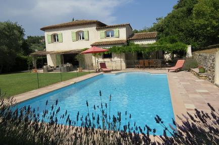 Gemütliches Ferienhaus : Region Cote d'Azur für 7 Personen