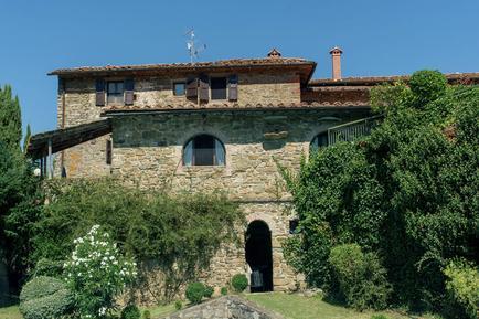 Für 4 Personen: Hübsches Apartment / Ferienwohnung in der Region Gaiole In Chianti