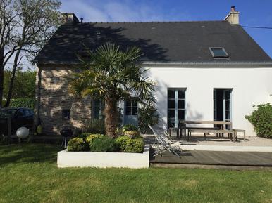 Gemütliches Ferienhaus : Region Bretagne für 7 Personen