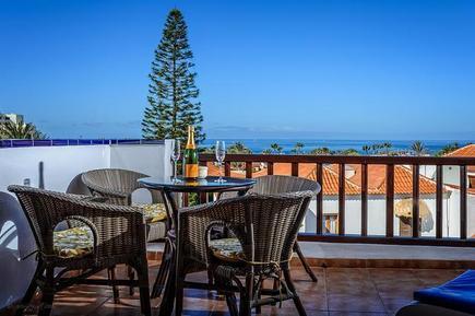 Für 5 Personen: Hübsches Apartment / Ferienwohnung in der Region Teneriffa