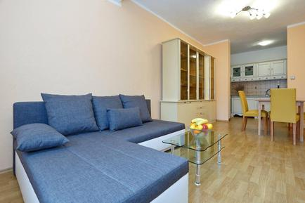 Für 8 Personen: Hübsches Apartment / Ferienwohnung in der Region Dalmatien