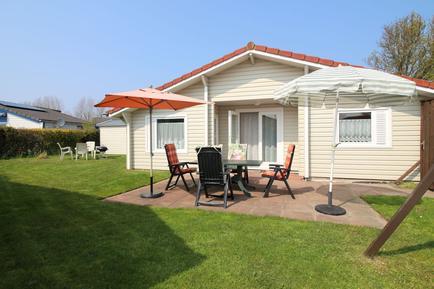 Gemütliches Ferienhaus : Region Zeeland für 4 Personen