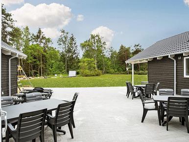 Gemütliches Ferienhaus : Region Seeland für 24 Personen