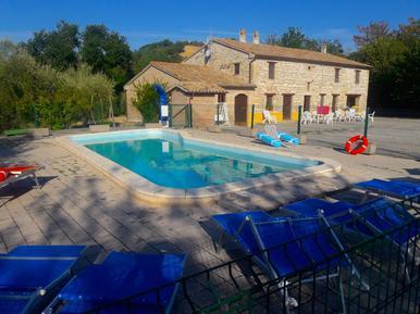 Gemütliches Ferienhaus : Region Adria für 20 Personen