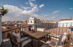 Holiday apartment 937760 for 3 persons in Madrid