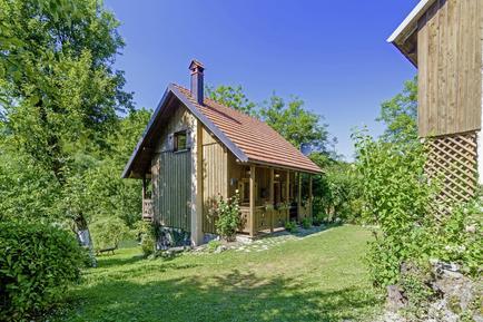 Gemütliches Ferienhaus : Region Primorje-Gorski für 4 Personen