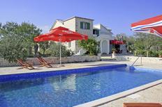 Appartement 937951 voor 4 personen in Donji Humac